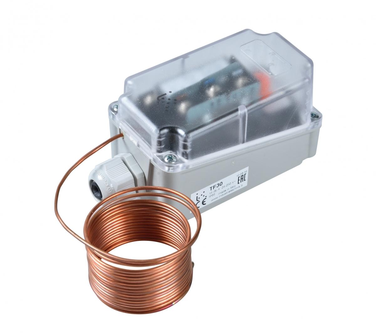 Капиллярный термостат на теплообменник Пластинчатый теплообменник Tranter GC-008 PI Троицк